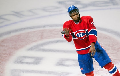 A Weekend with PK Subban...........