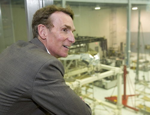 Bill Nye the Science Guy Gets Honourary Doctorate From SFU