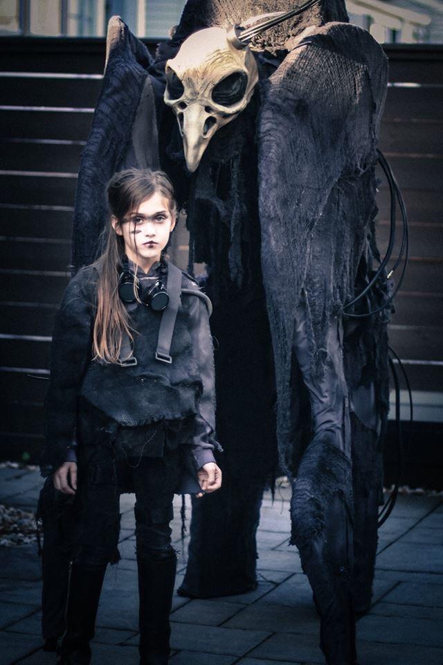 Halloween costume ideas...