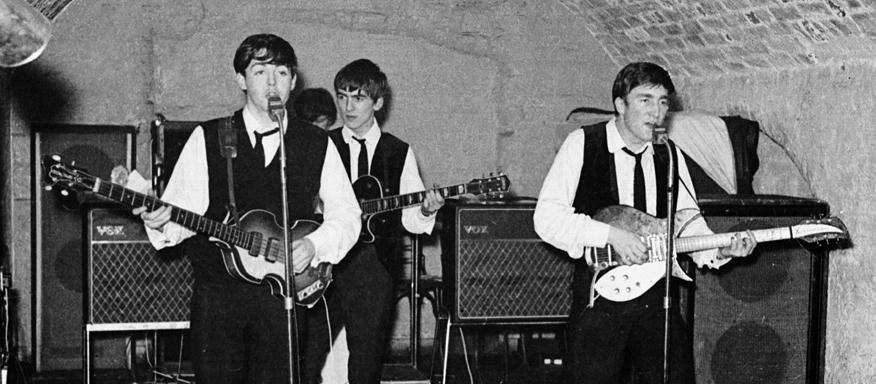 Beatles Cavern Club Tape Found