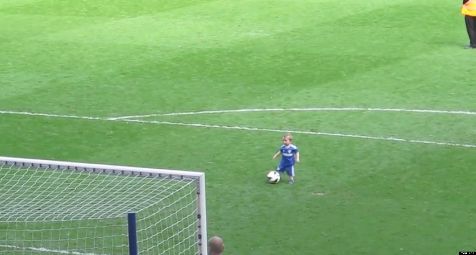 Best Little Goal.... Ever!!!