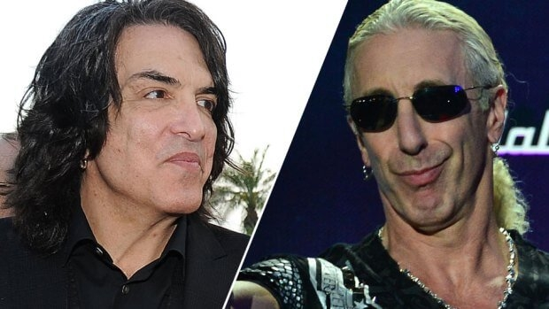 Twisted Sister frontman reignites spat with Kiss singer