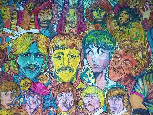 Ringo is purging.