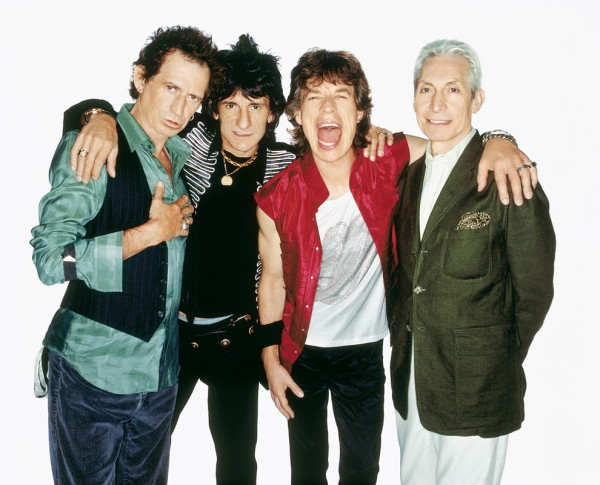Stones to begin recording