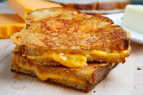 Make the perfect Grilled Cheese...with science.