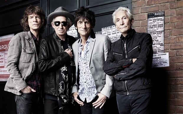 Stones to start recording new Album