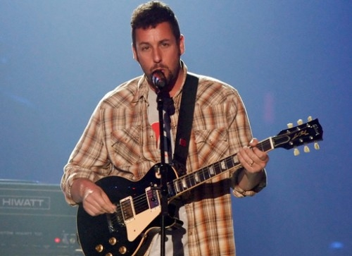 Hanukkah Song #4 - Adam Sandler does it again. *WATCH*