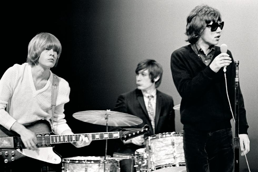 Rolling Stones 1st performance in the USA *WATCH*