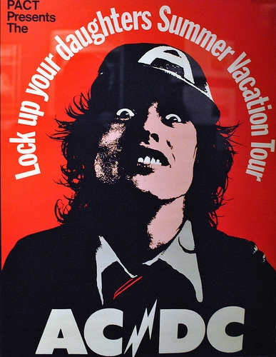 AC/DC not done yet.
