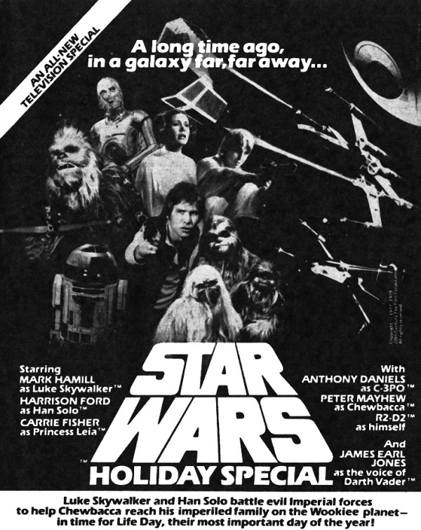 STAR WARS: Holiday Special (Full Movie)