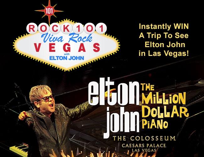 "Viva Rock Vegas – Elton John: ""The Million Dollar Piano"""