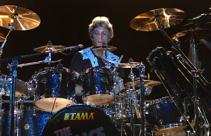 Stewart Copeland Picks 12 Albums that changed his life