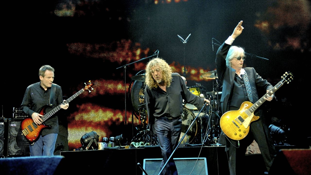 8 yrs ago today: Led Zeppelin reunites for one show (VIDEO).