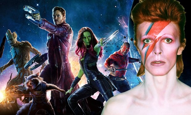 Bowie was in talks for cameo in Guardians of the Galaxy2