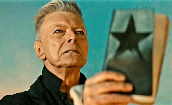 New Bowie Album