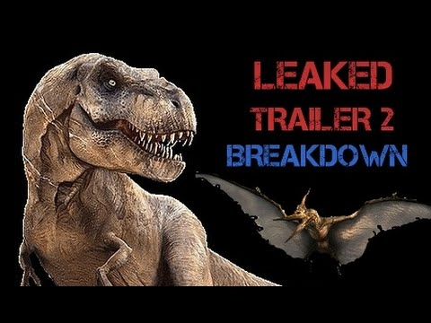 Breaking News! New Jurassic World 2 Footage.