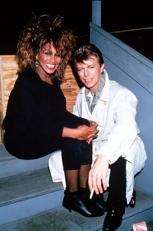 Tina Turner & David Bowie - Let's Dance!