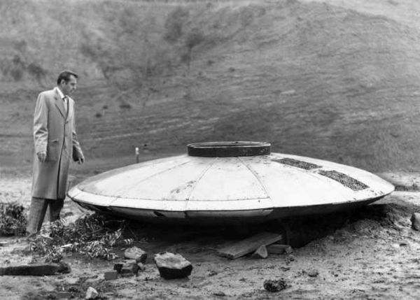 CIA Releases Classified UFO Documents