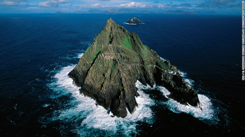 "(Spoiler Alert) Visit ""The Force Awakens"" Stunning Location"