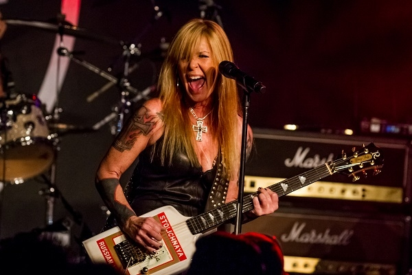 Lita Ford Tells All in Juicy New Book