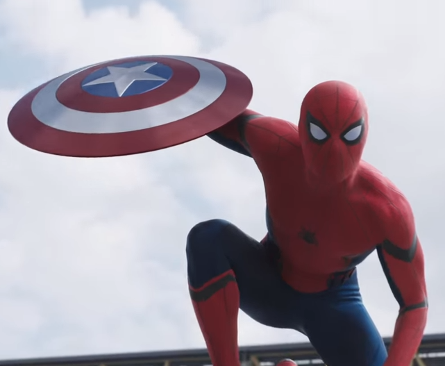 NEW TRAILER - Captain America: Civil War (AHHH! With Spiderman)