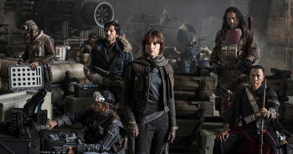 ROGUE ONE: A STAR WARS STORY Official Teaser Trailer...