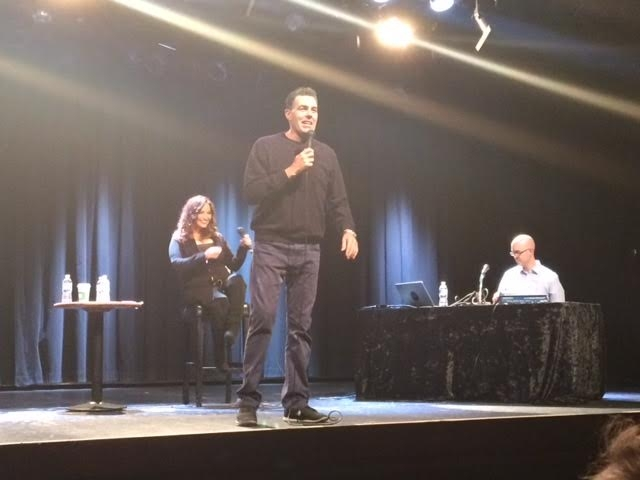 The Adam Carolla Podcast at the Commodore - A Review