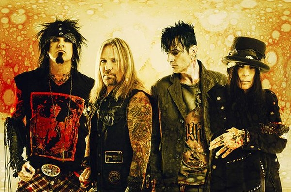 Motley Crue will be in your life for a long time, says Nikki Sixx