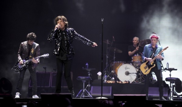 Stones, Dylan, The Who & Roger Waters lined up for concert