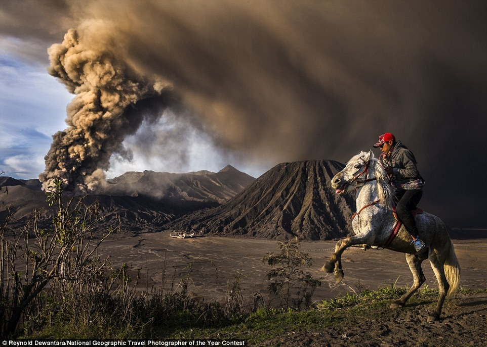 Stunning. National Geographic Traveler's photographer of the year contest.