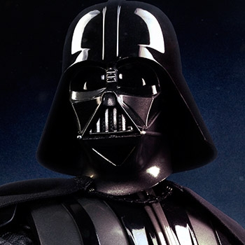 Vader has not been seen since the last set of prequels from George Lucas.