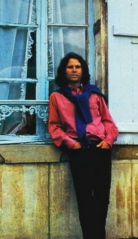 The last known pictures of Jim Morrison