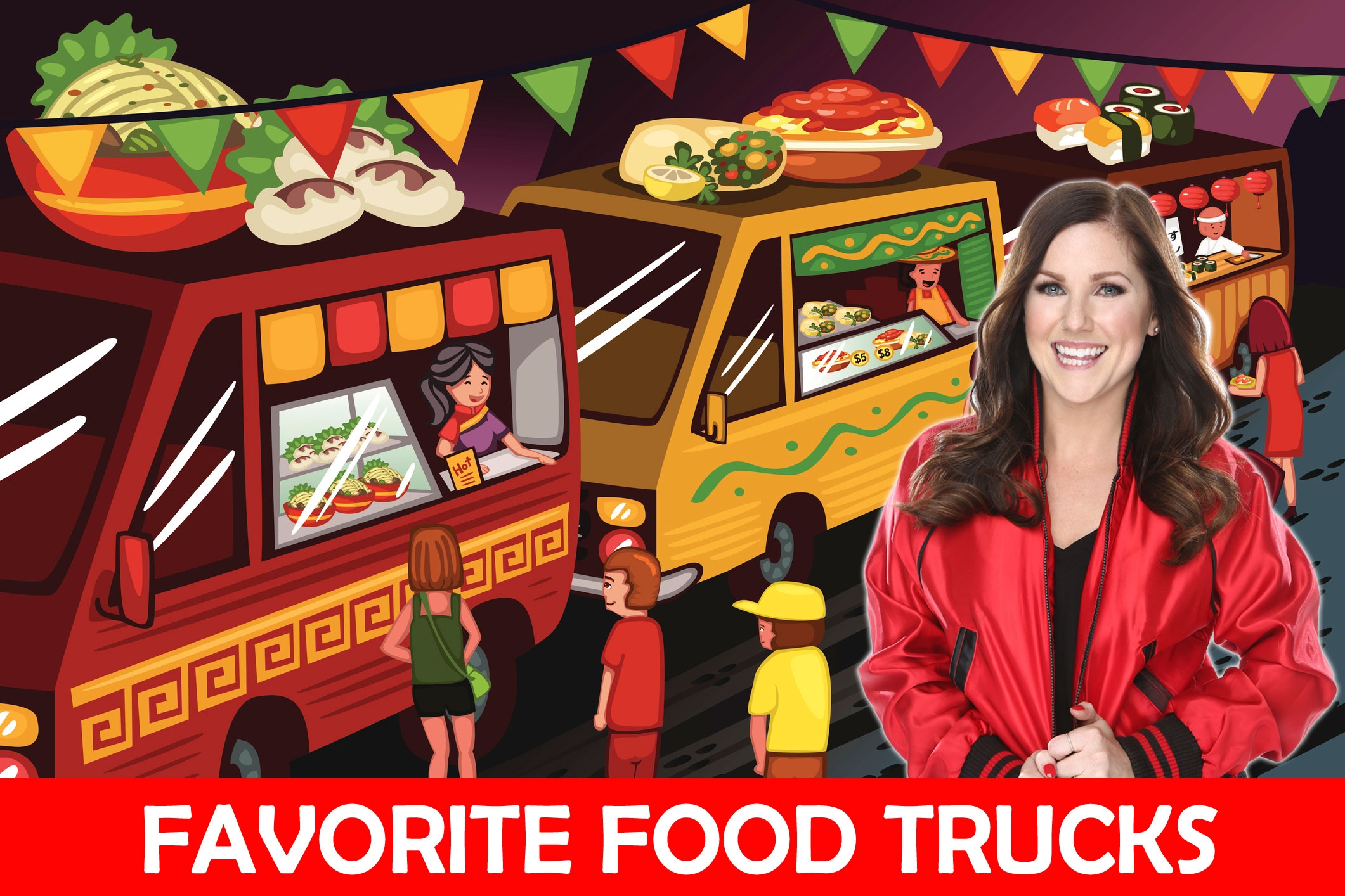 Favorite Vancouver Food Trucks!
