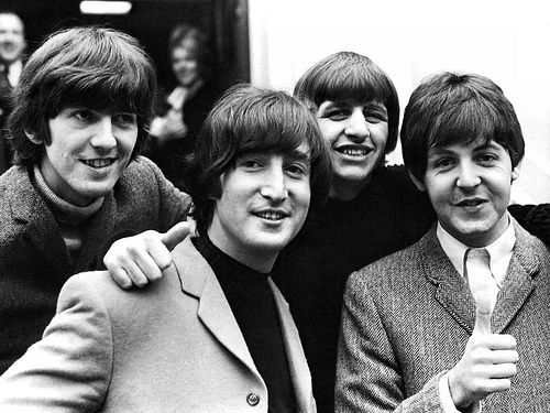 Beatles play Vancouver August 22 1964