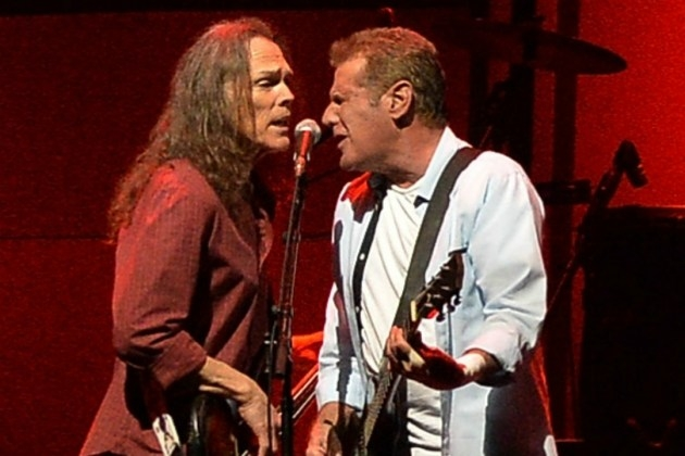 Eagles still dealing with Glenn Frey's death