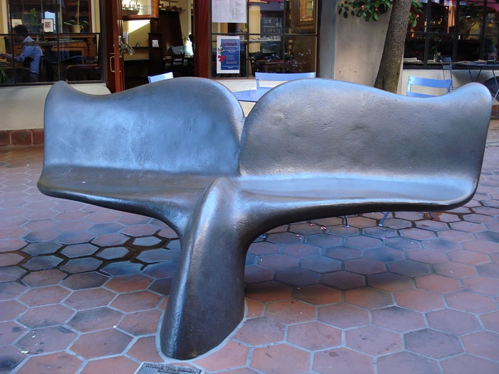 15 of the coolest benches in the world.