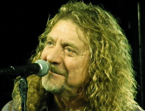 Robert Plant-Black Dog on ACL-YES!