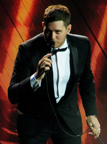Michael Buble's Big Honkin' New House