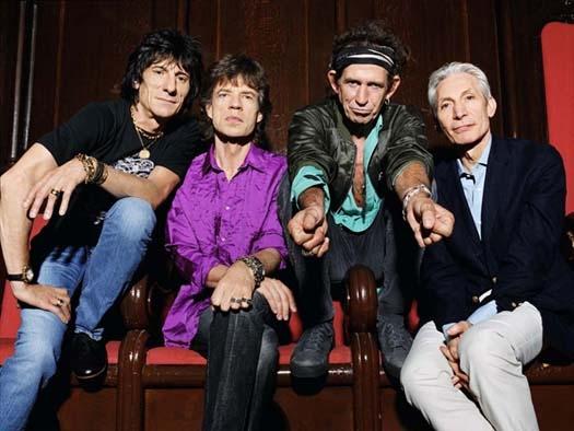 """Ron Wood Confirms """" Authentic' Rolling Stones Blues Album"""""""