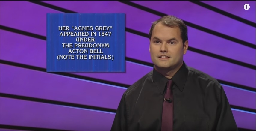 Jeopardy's Roger Craig and the Daily Double.... That's how it's done....