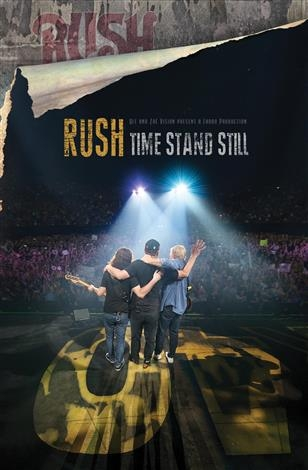 """Rush Time Stands Still"" director Dale Heslip on the new film"