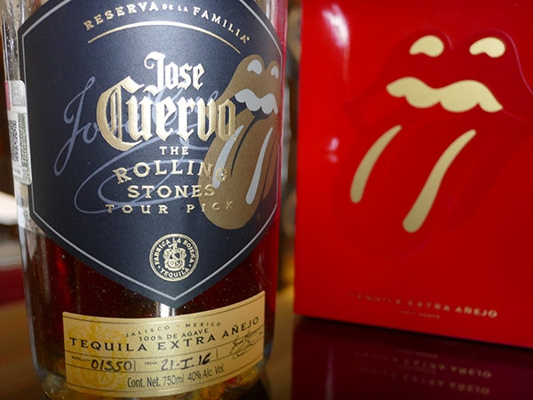 There's a $4,000 Rolling Stones Tequila