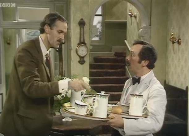 Andrew Sachs: Fawlty Towers' Manuel' dies aged 86....