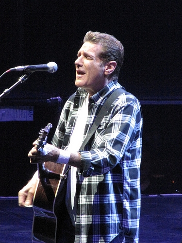 Glenn Frey dead one year today. Bob Seger has done a tribute song