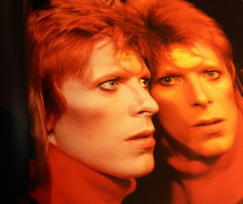 David Bowie dead one year today and we are not over it
