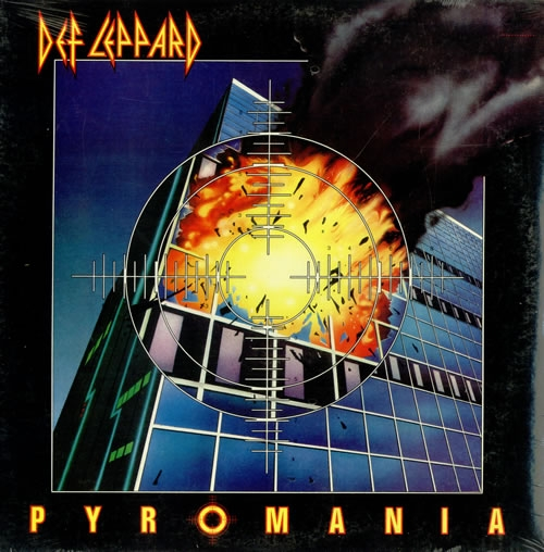 "Def Leppard: ""Pyromania was selling 100,000 copies a day..."""