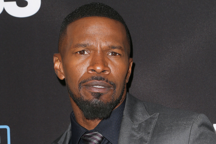 Jamie Foxx Attacked On LA Patio