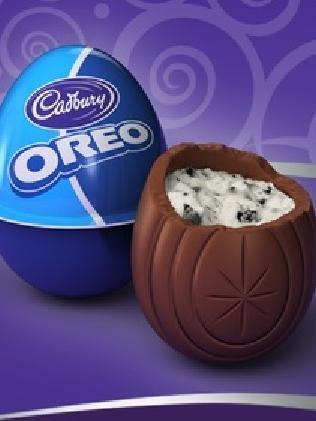 Oreo Creme Eggs! Wha?!
