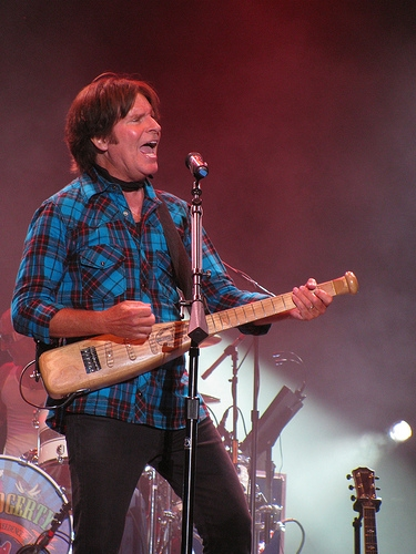 How John Fogerty got his beloved guitar back after 44 years