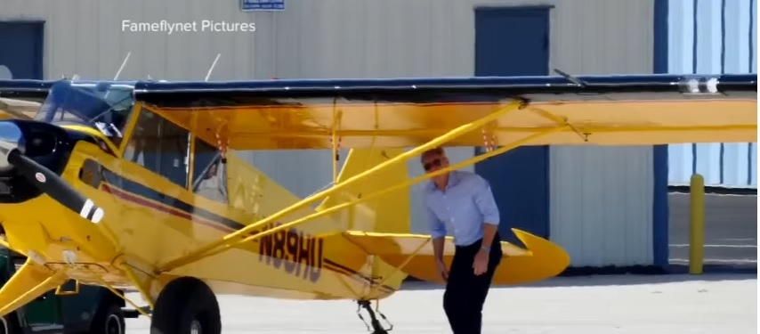 Should Harrison Ford hang up his wings?